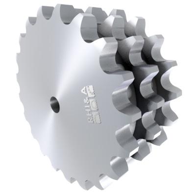 Kettenradscheibe 24B-3 DIN 8187